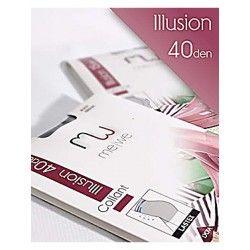 Me We Illusion Tights 40 Den