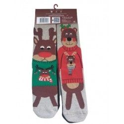 Christmas Socks E10 (2pairs)
