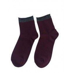 """Women Socks """"Glitter Top"""""""