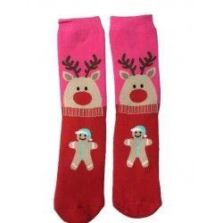 Kids Christmas Socks