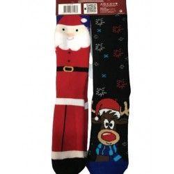 Christmas Socks E14 (2 pairs)