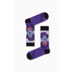 Charlie Chaplin Socks 01