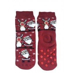 Kids Christmas Socks N1
