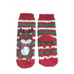 Kids Christmas Socks N2