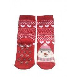 Kids Christmas Socks W9