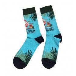 Men Christmas Socks L10...
