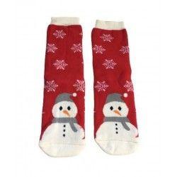 Christmas Socks E1 Snowman...