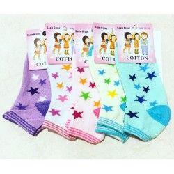 Kids socks with stars