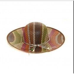 Γυναικείο Ψάθινο καπέλο με...