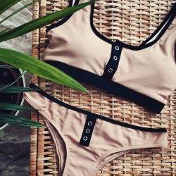 Malibu Sporty Bikini (Natural)