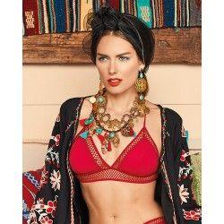 Maroko Triangle Bikini Top