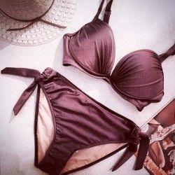 Fyliana Bikini Top (Cup D)