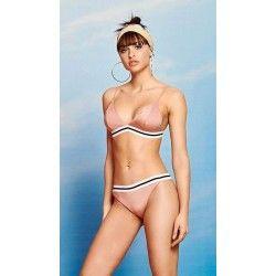 Marisa Pink Bikini Set